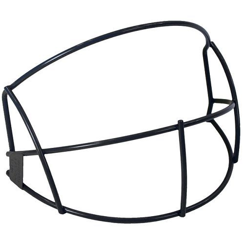 Rip It Blackout Fastpitch Softball Face Mask: RIPBO