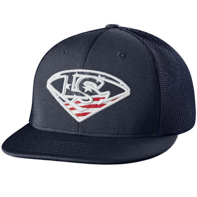 Louisville Slugger TPS Flex Fit Hat: WTL8710