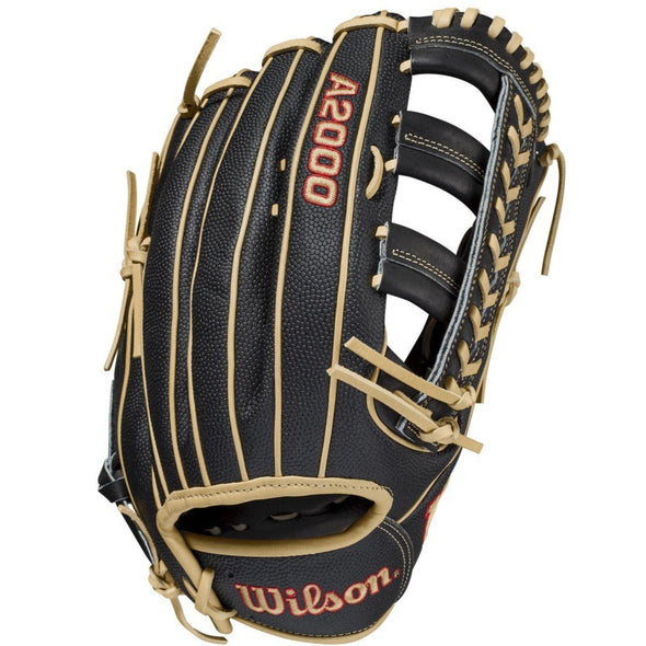"Wilson A2000 1800SS 12.75"" SuperSkin Baseball Glove: WBW1001021275"