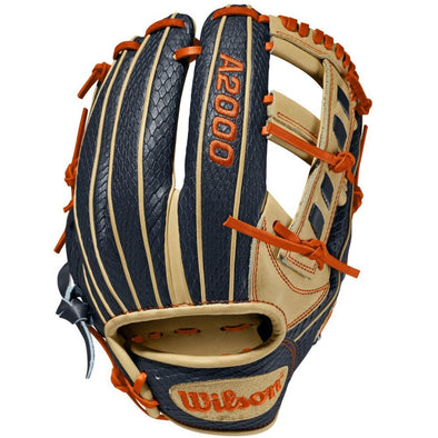"Wilson A2000 JA27 SuperSkin 11.5"" Jose Altuve GM Baseball Glove: WTA20RB20JA27GM"