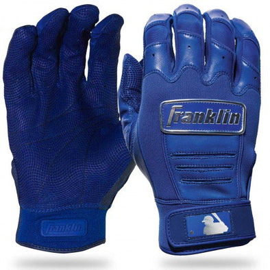 Franklin CFX Pro Full Color Chrome Adult Batting Gloves: 205