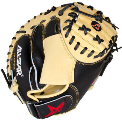 "All Star Pro-Advanced 35"" Baseball Catcher's Mitt: CM3100BT"