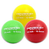 PowerNet 7' x 7' DLX 2.0 Baseball Softball Hitting Net System w/ 3 Progressive Weighted Balls: 1009-123