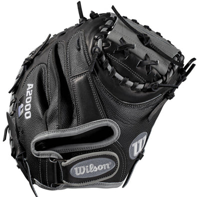 "Wilson A2000 1790 SuperSkin 34"" Baseball Catcher's Mitt: WTA20RB191790SS"