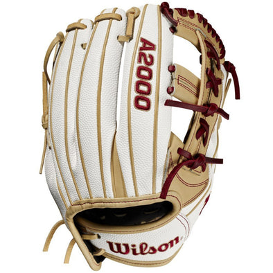 "Wilson A2000 FP75SS 11.75"" SuperSkin Fastpitch Glove: WBW1002081175"