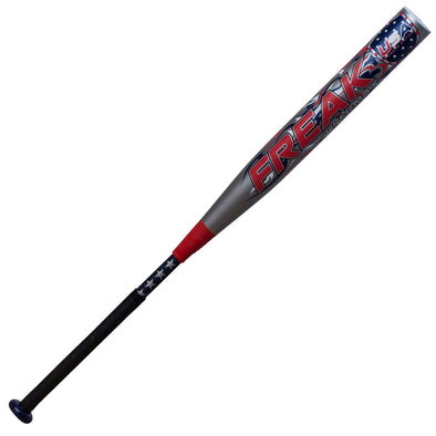 2019 Miken Freak USA Border Battle Supermax ASA Only Slowpitch Softball Bat: MBBF4A