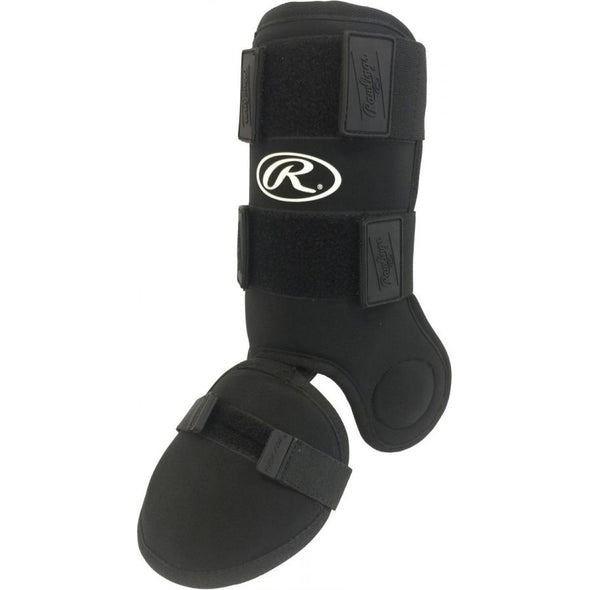Rawlings Batter's Leg Guard: GUARDLG-BLK