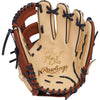 "Rawlings Heart of the Hide Limited Edition Gold Glove Club 11.25"" Baseball Glove: PRO882-19CTI"