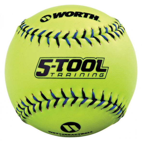 Worth 5-Tool Reaction Softball: W5T11REACTBALL / W5T12REACTBALL