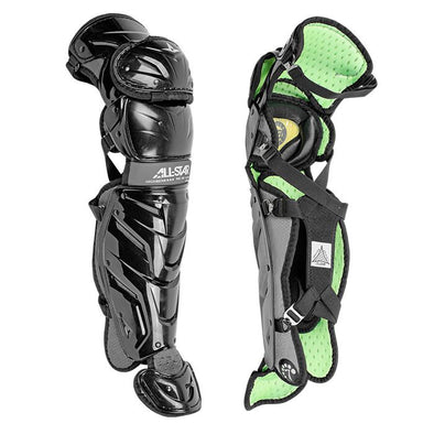 All Star System7 Axis Catcher's Leg Guards: LG912S7X / LG1216S7X / LG40SPRO / LG40WPRO