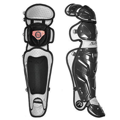 All Star System7 Pro Catcher's Leg Guards: LG30SPRO / LG30WPRO