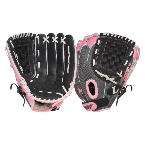 "Louisville Slugger Diva 11"" Youth Fastpitch Glove: DV1100"