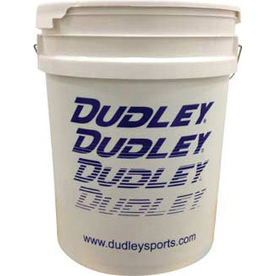 Dudley 6 Gallon Ball Bucket with Hinged Lid: 48101