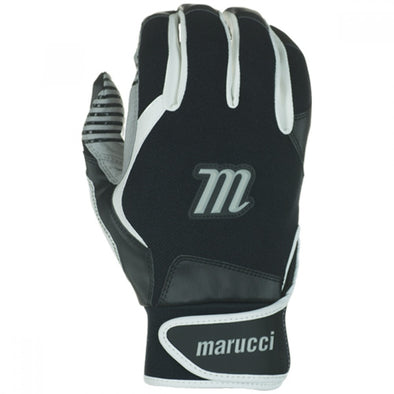 Marucci Venture Adult Batting Gloves: MBGV