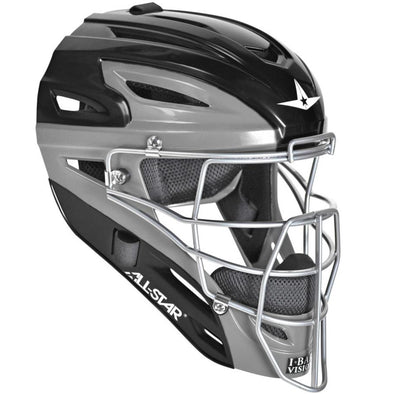 All Star System7 Axis Hockey Style Catcher's Helmet: MVP2500 / MVP2510