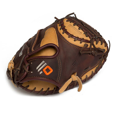 "Nokona Alpha Select Plus 32""± Baseball Catcher's Mitt: S2"