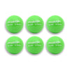 "PowerNet 2.8"" Weighted Hitting and Batting Training Ball (6 Pack): 1004"