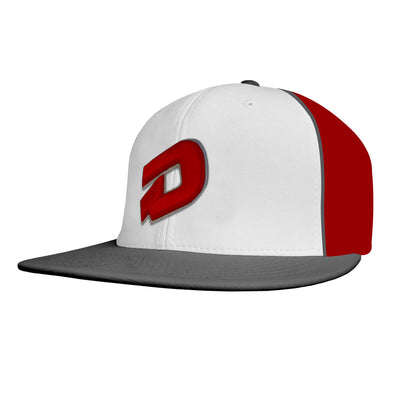 DeMarini D Flex Fit Hat: BBWTRDCHARLIM