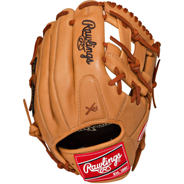 "Rawlings Gamer DCX Dual Core 11.5"" Baseball Glove: GDC1150"