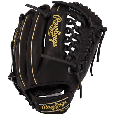"Rawlings Heart of the Hide Color Sync 11.5"" Baseball Glove: PRO204-4BB"