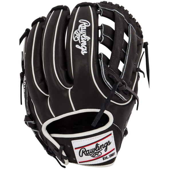 "Rawlings Heart of the Hide Color Sync 11.75"" Baseball Glove: PRO315-6BW"