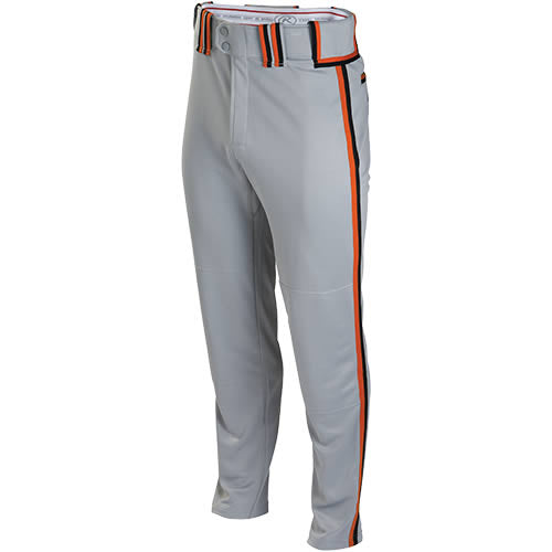 Rawlings Adult Premium Plated Braid Baseball / Softball Pants: RP150