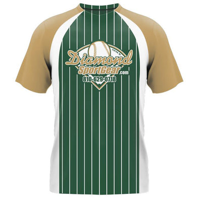 Champro Custom Sublimated Splash Uniforms: SPLASH