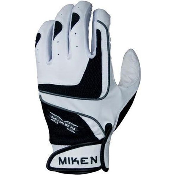 Miken Team Adult Batting Gloves: MTMGBA-5
