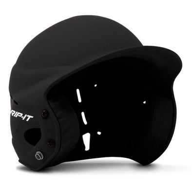 Rip It Vision Matte Batting Helmet: VB