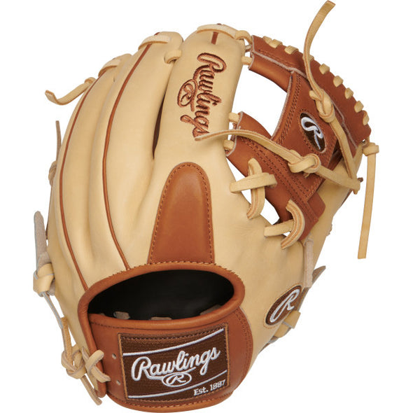 "Rawlings Heart of the Hide Limited Edition Gold Glove Club 11.5"" Baseball Glove: PRO204-2GBC"