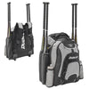 Dudley Softball Wheeled and Carry Bat Pack Backpack Bag: 48-02