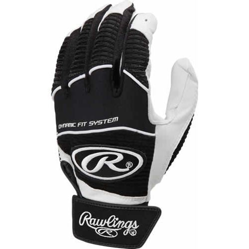 Rawlings Workhorse 950 Youth Batting Gloves: WORK950BGY
