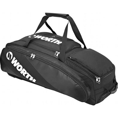 Worth 454 Ultimate Wheeled Player Bag: 454BAG