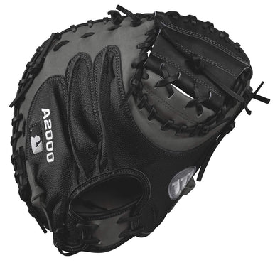 "Wilson A2000 1790 SuperSkin 34"" Baseball Catcher's Mitt: WTA20RB171790SS"