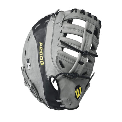 "Wilson A2000 2800 12"" Baseball First Base Mitt: WTA20RB172800"