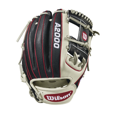 "Wilson A2000 1786 SuperSkin 11.5"" Baseball Glove: WTA20RB181786SS"