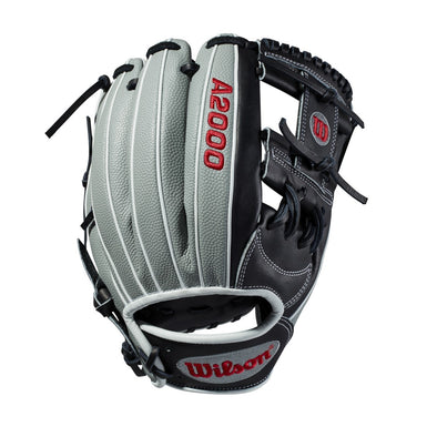 "Wilson A2000 1787 11.75"" SuperSkin Baseball Glove - December 2017: WTA20RB18LEDEC"