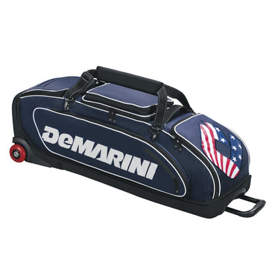 DeMarini Special Ops Wheeled Player Bag: WTD9409