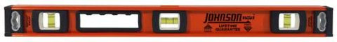Big J Pro® Heavy Duty I-Beam Aluminum Level-Johnson Level