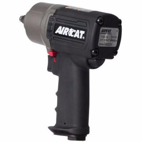 "3/8"" High-Low Torque Impact Wrench #1350-XL-AIRCAT"