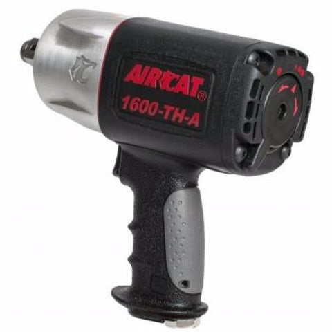"3/4"" ""Super Duty"" Impact Wrench #1600-TH-A-AIRCAT"