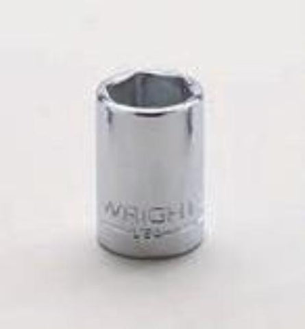 "3/8"" Drive Metric 6 Point Socket-Wright Tools"