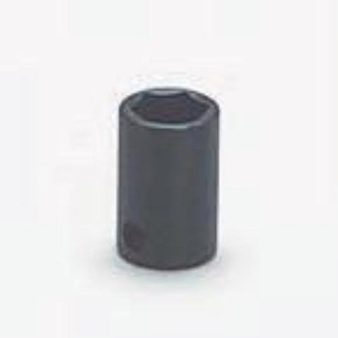 "3/8"" Drive Metric 6 Point Impact Socket-Wright Tools"