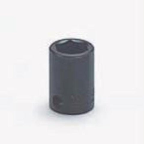 "3/8"" Drive Impact Socket 6 Point-Wright Tools"