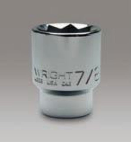 "1/2"" Drive 8 Point Socket-Wright Tools"