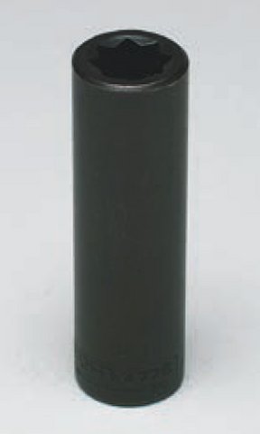 "1/2"" Drive 8 Point Deep Impact Socket-Wright Tools"