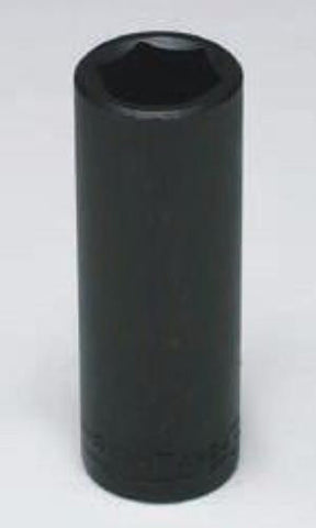 "1/2"" Drive 6 Point Deep Impact Socket-Wright Tools"