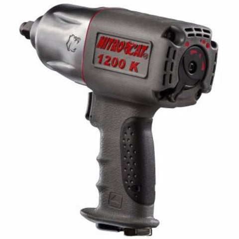 "1/2"" Kevlar Twin Clutch Impact Wrench #1200-K-AIRCAT"