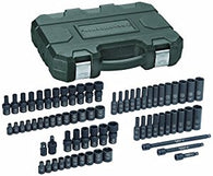 "71 Pc 1/4"" Drive Socket Set-GearWrench"
