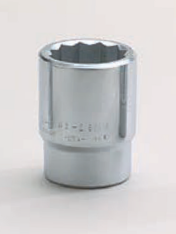 "3/4"" Drive Metric 12 Point Socket-Wright Tools"